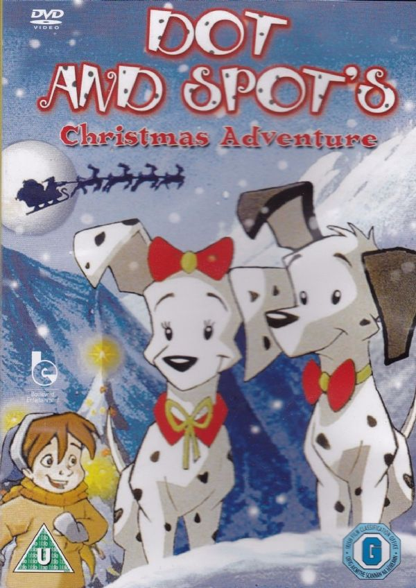 Dot and Spots Christmas Adventure (DVD 1996 / 2008)